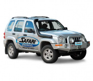 Шноркель Safari Jeep Cherokee/Liberty KJ 3.7L, 2.4L